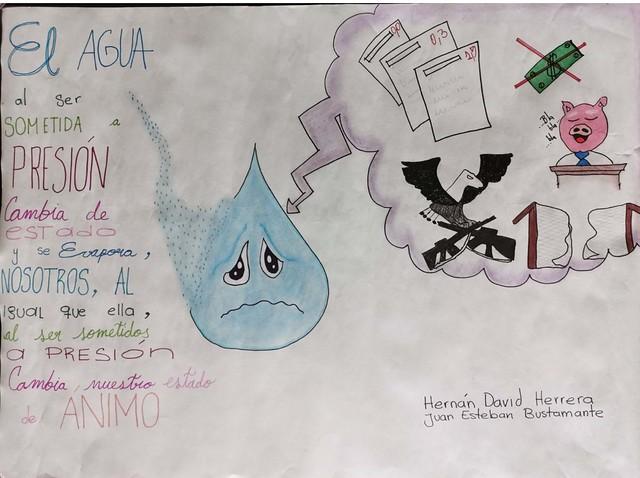 Pósters Hidrología
