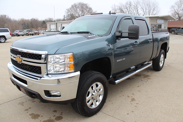2011 Chevy Silverado 2500HD LTZ