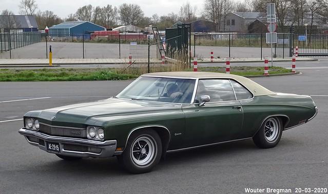 Buick Centurion 1972