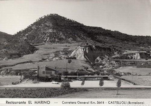 restaurant El Marino Castellolí