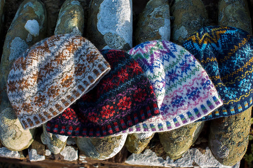 The official 2020 Shetland Wool Week's annual hat knitting pattern Katie's Kep has just been released. This year's Wool Week Patron is Wilma Malcolmson.