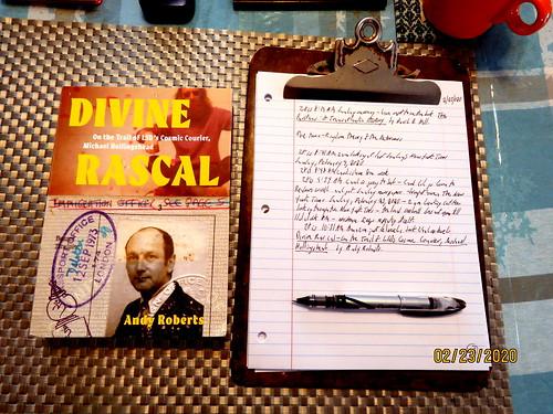 2/23/2020 Diary
