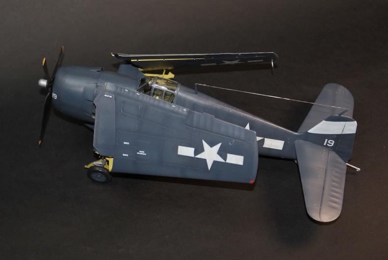 Grumman F-6F-3 N  Hellcat  Hobby boss 1/48 49705622526_546f227b34_c