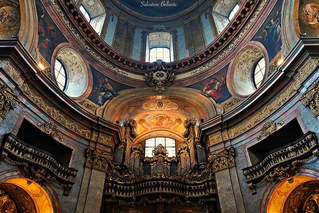 Peterskirche Wien.