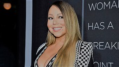 Mariah Carey Celebrates 50th Birthday By Recording New Music