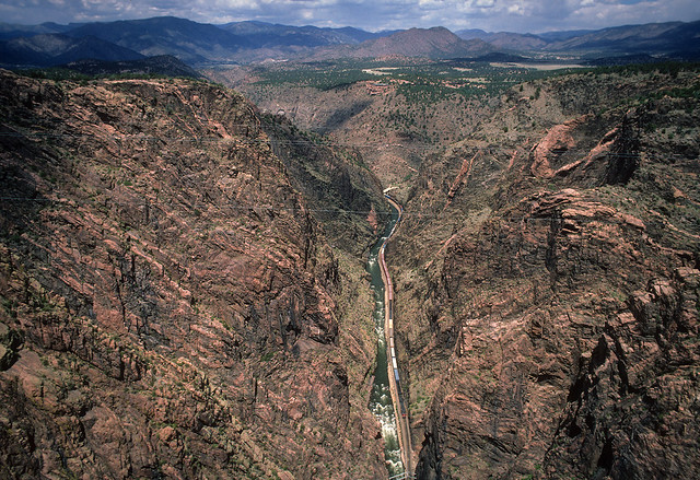 Rugged Royal Gorge