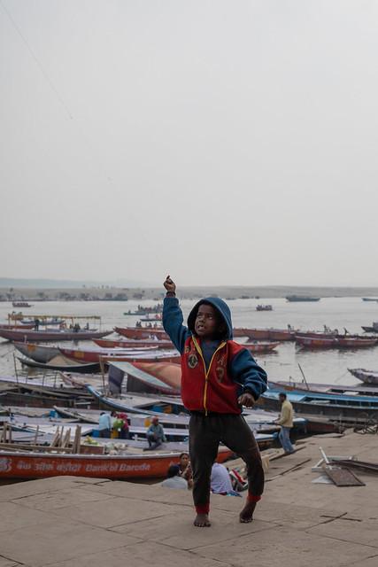 The Kite Runner, Varanasi