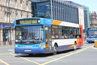 Stagecoach North East 22065 NK54BFM