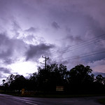 6. Märts 2020 - 16:21 - Bright lightning, Fannie Bay, Darwin, Northern Territory, Australia