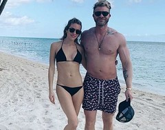 Kristin Cavallari's Bikini Poses in Self-Quarantine With BFF Justin Anderson