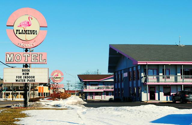Flamingo Motel - Wisconsin Dells