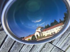 Lens reflection