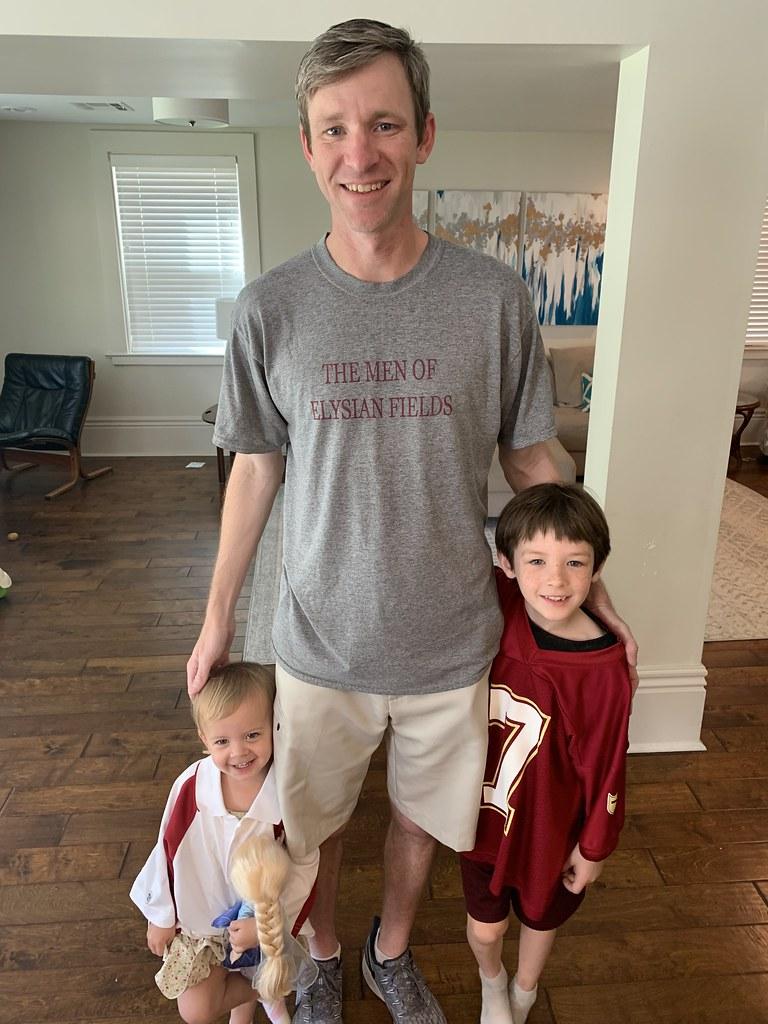 Remote Crusader Tshirt Day