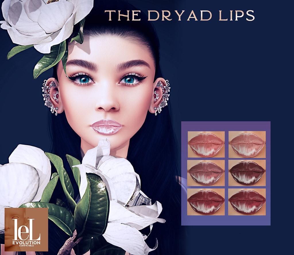 Voodoo – Makeup Vendor Dryad Lelutka Evolution