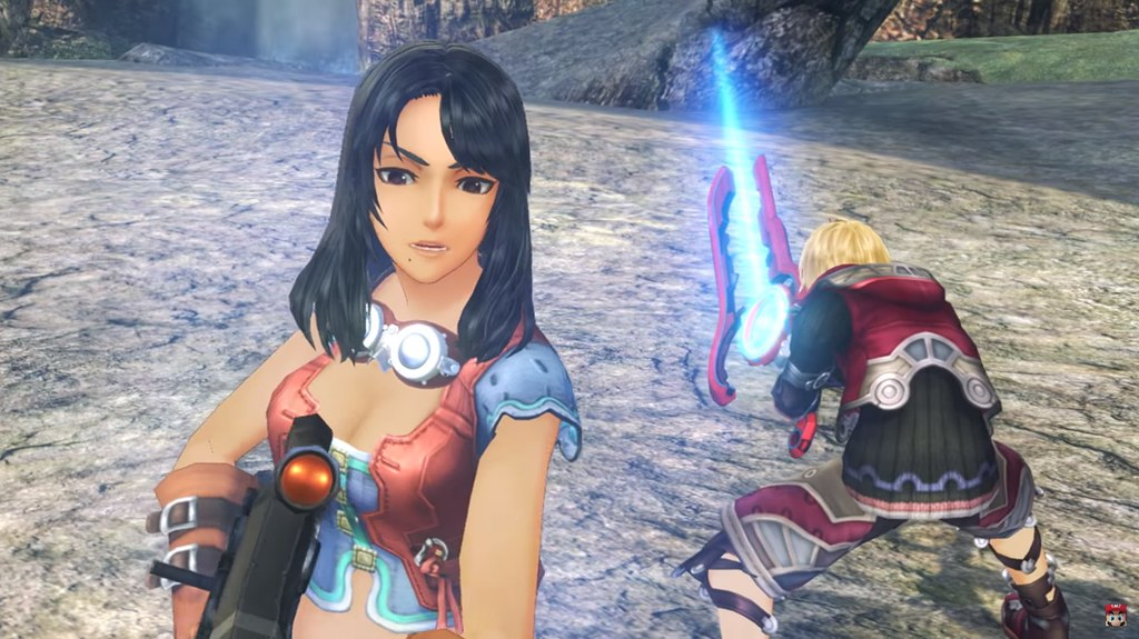Xenoblade Chronicles Definitive Edition - Décolleté