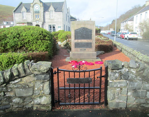Innerleithen War Memorial