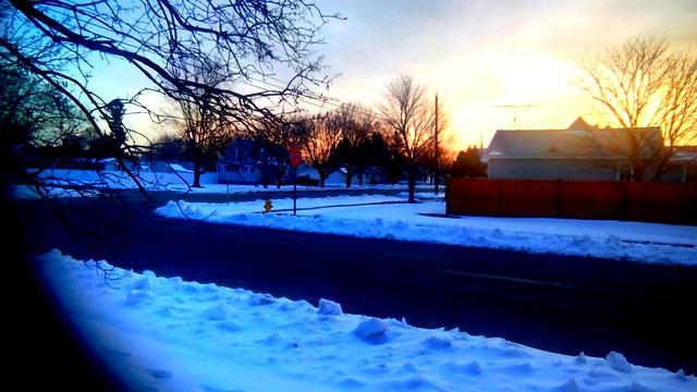 Early morning! - HFF Menominee Michigan