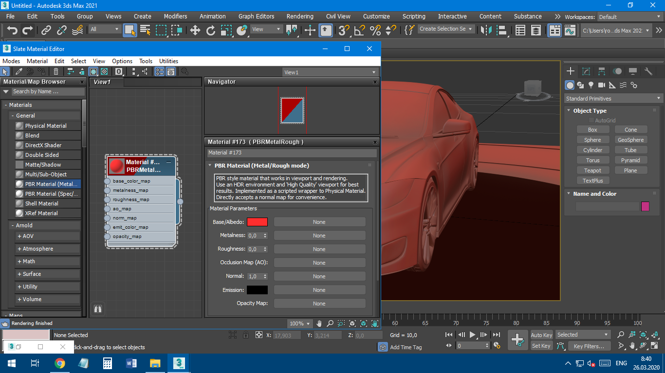 Working with Autodesk 3ds Max 2021 x64 full license