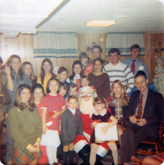 Christmas with Unknown Family