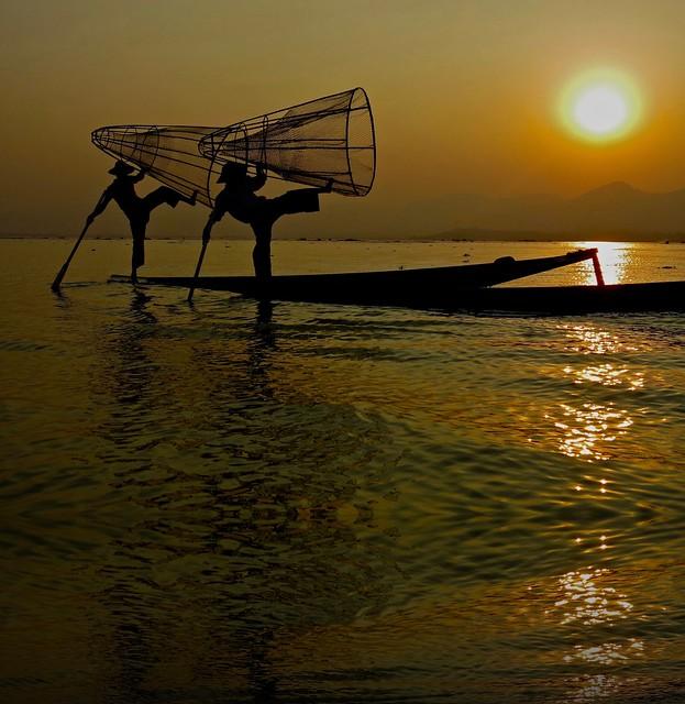 Fishermen Myanmar