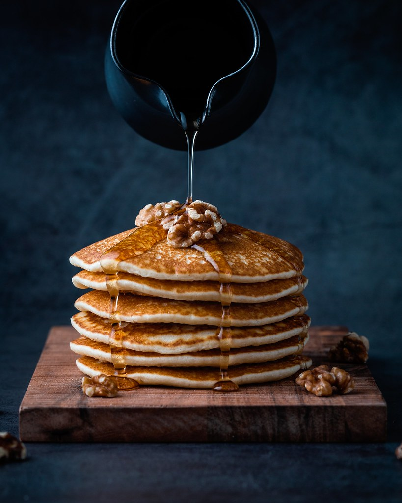 Xperience Restaurant at SO Sofitel Singapore - Pancakes 2