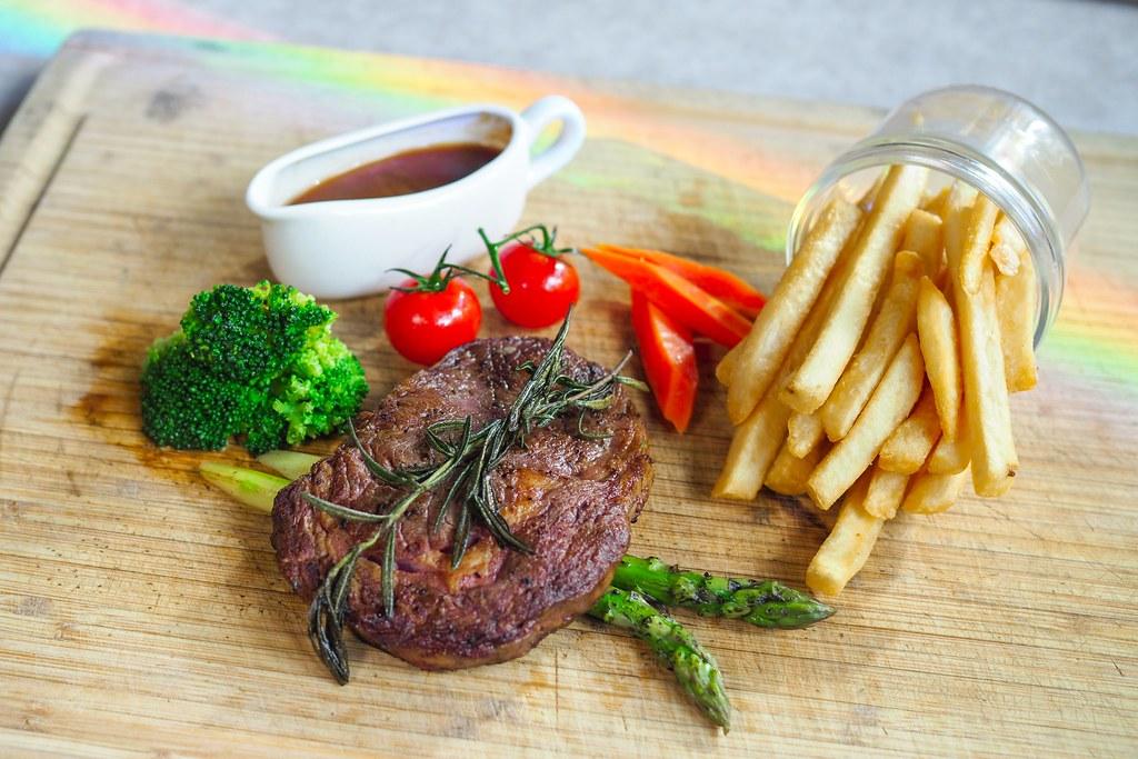 Azur at Crowne Plaza® Changi Airport - Grilled-Australian-Angus-Beef-Ribeye
