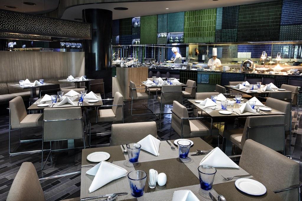 Crowne Plaza® Changi Airport - Azur - Interior
