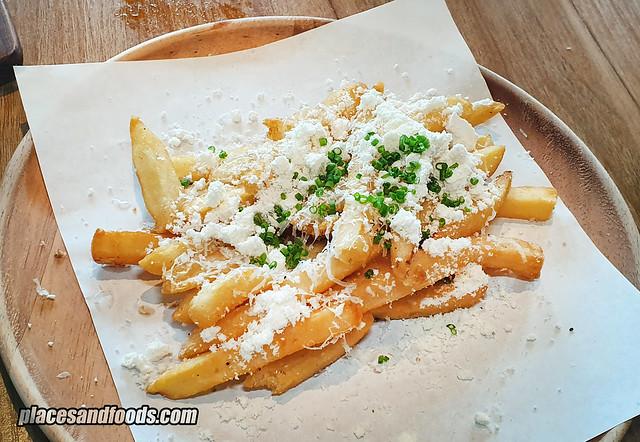 elements trec kl truffle fries