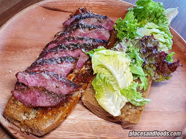 elements trec kl steak sandwich