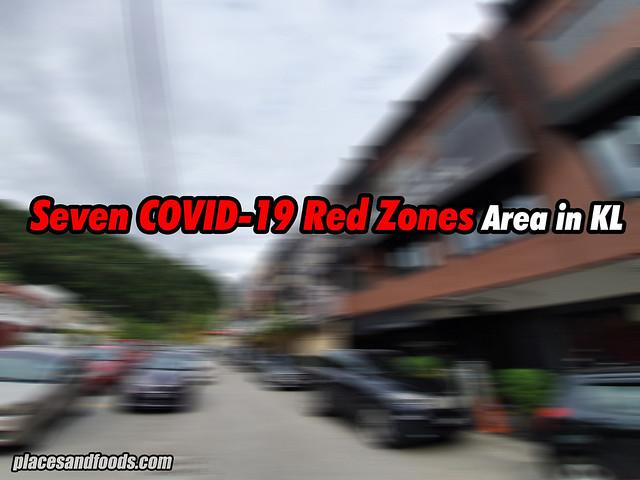 7 covid 19 zones