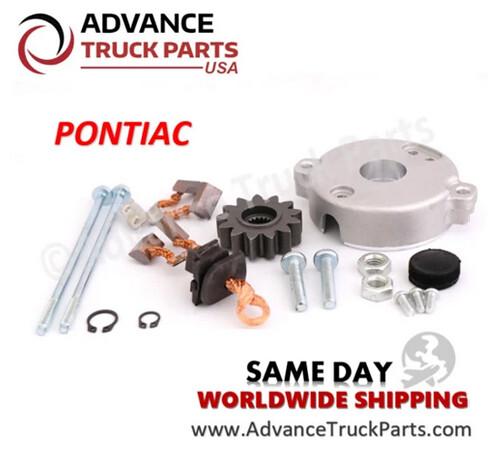 Advance Truck Parts Pontiac Starter Rebuilt / Repair Kit 88975515