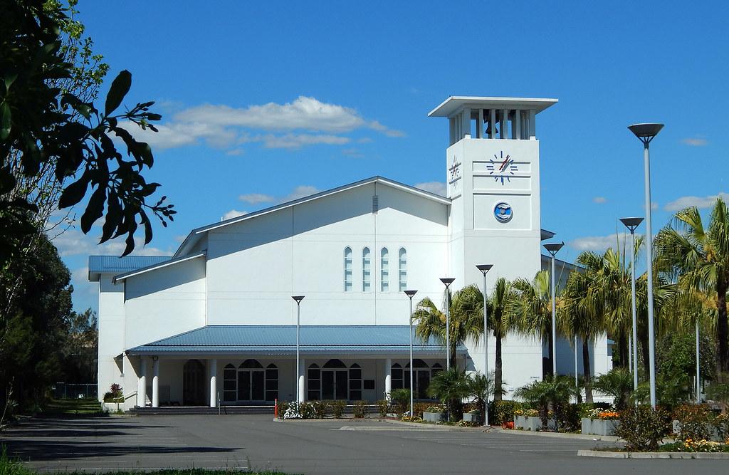 Sant Nirankari Satsang Bhawan, Glendenning, Sydney, NSW.