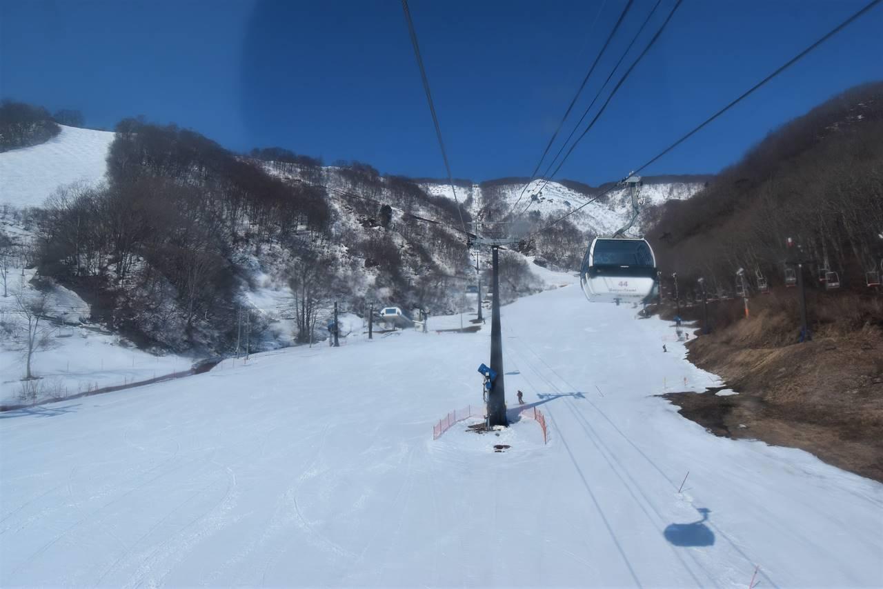 エイブル白馬五竜スキー場・ゴンドラ