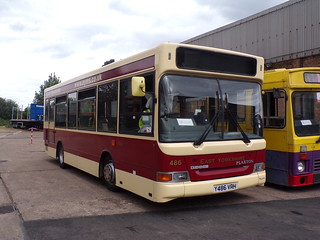 East Yorkshire Motor Services (EYMS) - 486