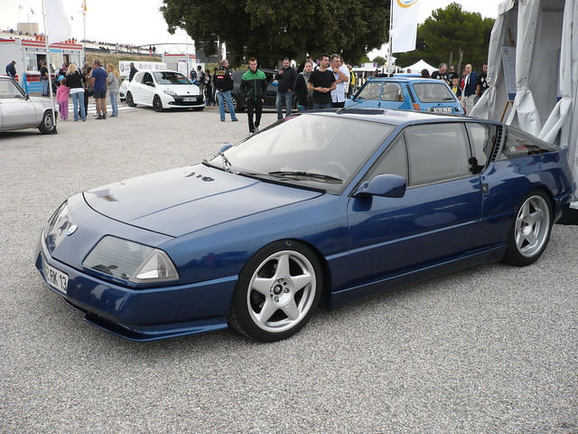 ALPINE A610 - 1991