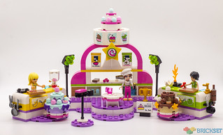Review: 41393 Baking Competition