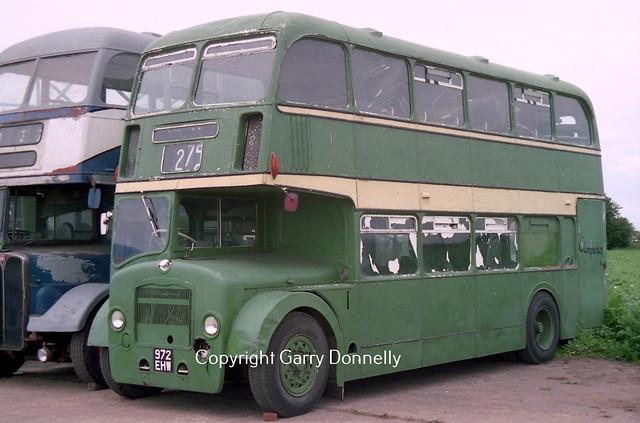 Bristol Omnibus 8518 972 EHW