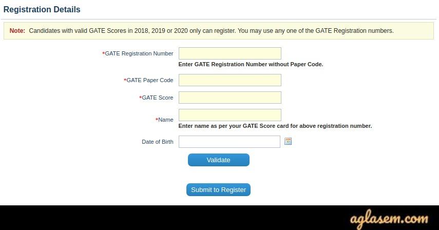 IIT Bhilai M.Tech Admission 2020 Application Form