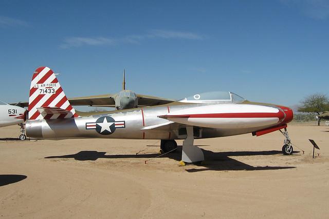 Republic F-84C Thunderjet 47-1433