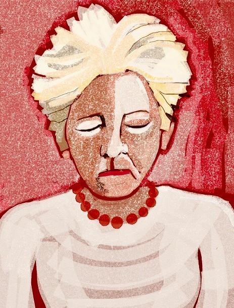 Self Portrait In Isolation
