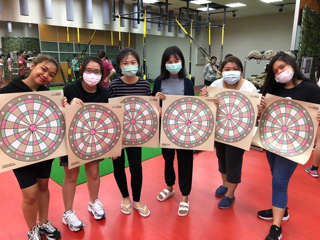 20200325射擊女孩日學習活動
