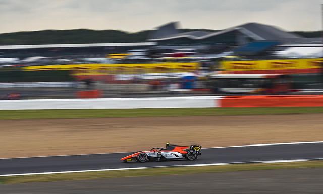 MP Motorsport Formula 2 - Silverstone