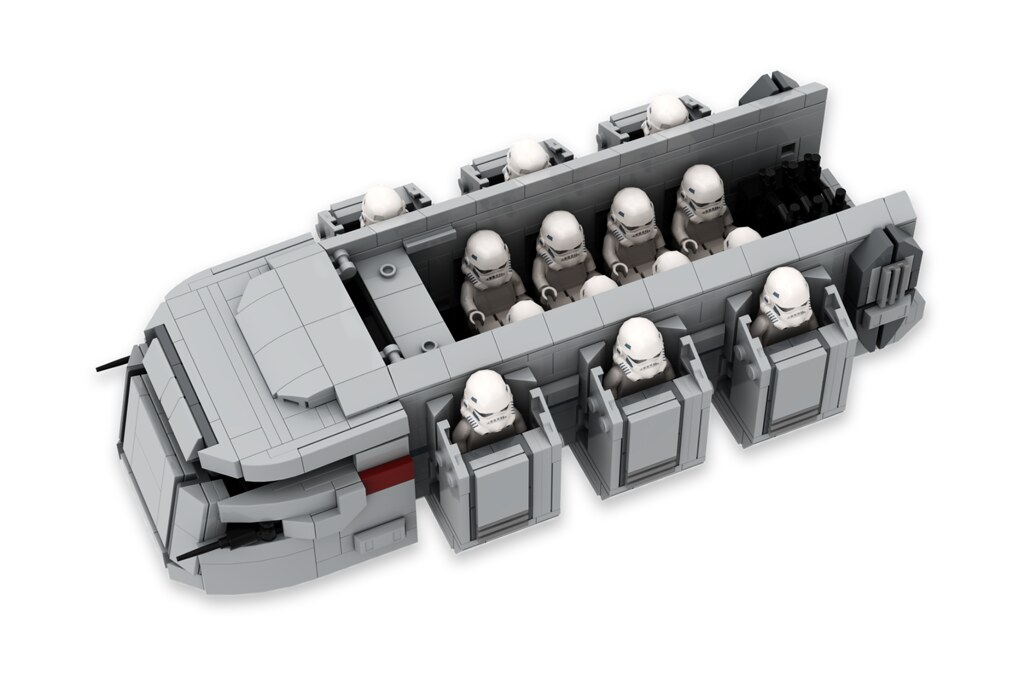Imperial Troop Transport MOC_4
