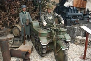 1940-45 NSU Kettenkrad