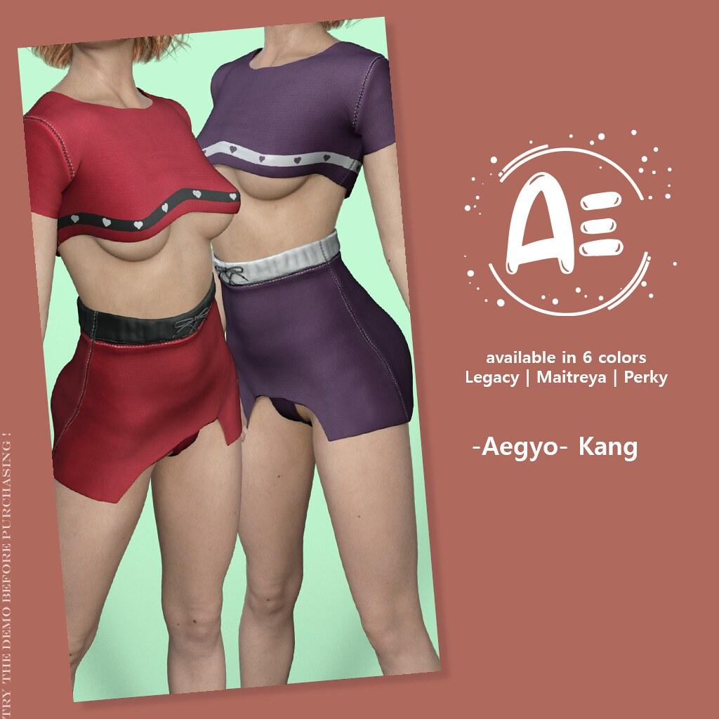 -Aegyo- Kang  @Kinky Monthly Event