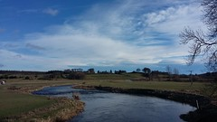 River Don, Kintore, Aberdeenshire, Feb 2020