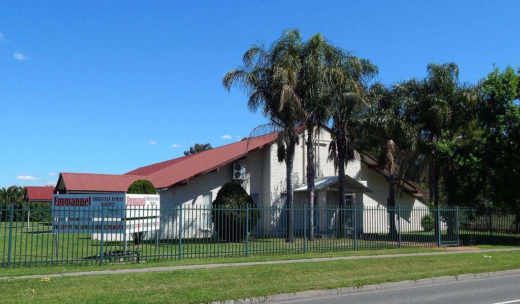 Emmanuel Christian Church, Plumpton, Sydney, NSW.