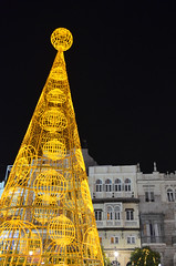 Christmas Tree [Seville - 25 December 2019]