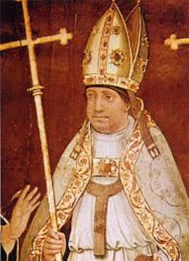 Retrato del Arzobispo Rodrigo Ximénez de Rada