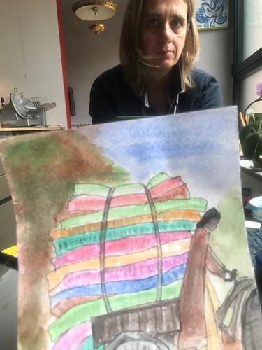 City Series - Maria Giulia Escard in Turin, Italy, We the Isolationists (81st Corona Diary)